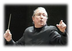 読響 常任指揮者 シルヴァン・カンブルランの写真
